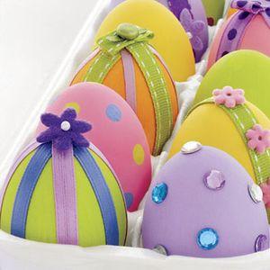 Tojásfestés és tojásdíszítés gyerekekkel