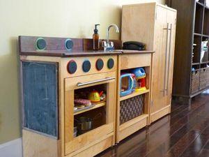 Készíts játékkonyhát gyermekednek! Lépésről-lépésre