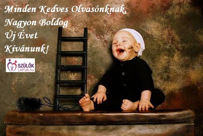 Így szeretnénk Nagyon Boldog Új évet Kívánni!