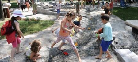 3+1 szuper vizes játszótér, hogy átvészeljétek a hőséget