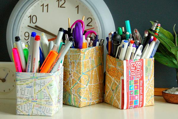 10 szuper ceruzatartó házilag - készítsétek el a gyermekeddel!