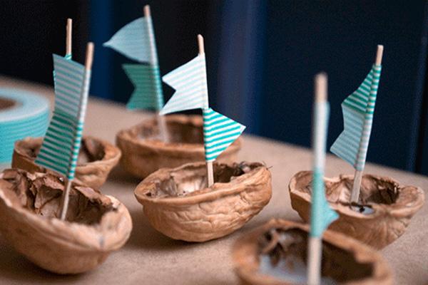 Kreatív ötletek otthonra, gyerekeknek - Ezeket csináljátok meg közösen dióhéjból!
