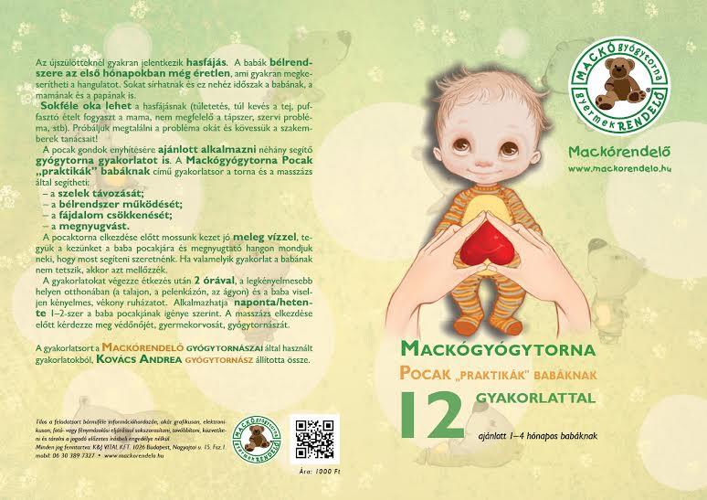 Csecsemőkori hasfájás: 10+1 tipp, hogy mit tegyél, ha fáj a baba pocakja