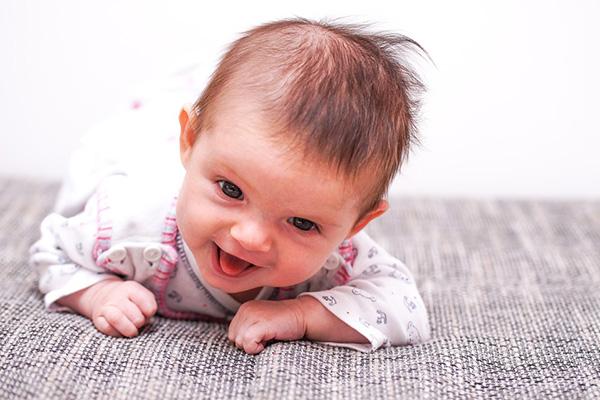Baba fejlődése hónapról hónapra - 1 hónapos kortól 6 éves korig
