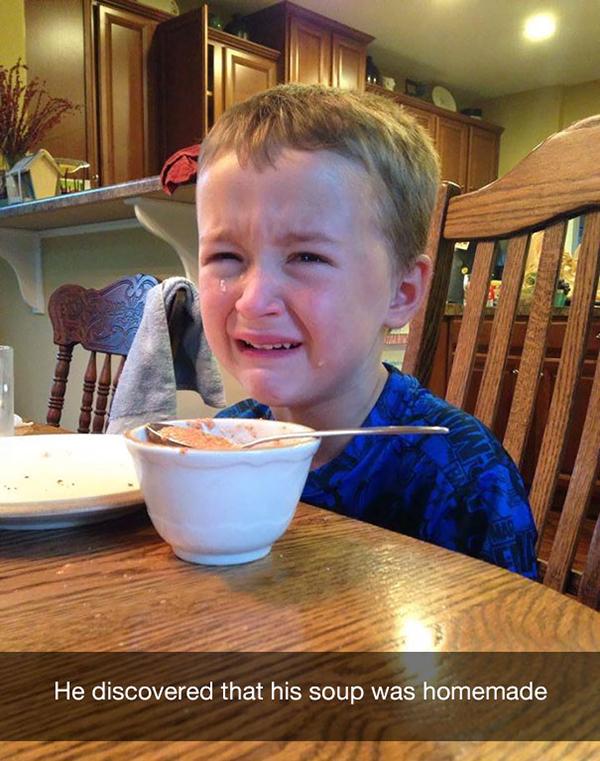 """""""Miért sír ez a szegény gyerek?"""" 17 meglepő válaszunk is van! - Vicces fotóösszeállítás"""