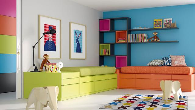 Álomgyerekszobák - fotókon 15 igazán különleges gyerekszoba