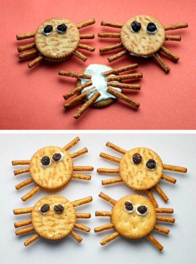 Halloween ételek - Fotókon 15 egyszerű, de látványos ötlet, amit a gyerekkel is elkészíthetsz