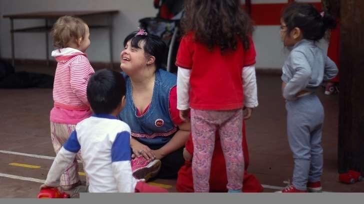 Te vinnéd a gyermeked olyan óvó nénihez, aki Down-szindrómás? Ebben az óvodában megteszik!