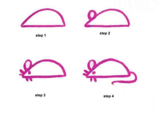 Így rajzolhatsz cuki állatfigurákat a gyermekednek 4 lépésben! Még rajztudás sem kell hozzá