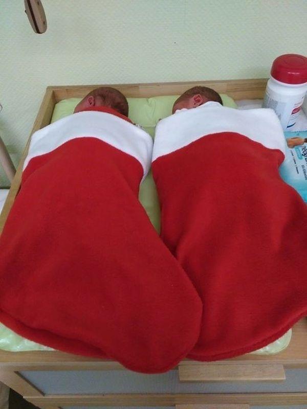 Tündéri ajándékkal lepte meg a csecsemős nővér az újszülött babákat egy budapesti kórházban