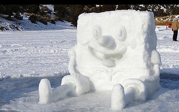 Fotókon 19 mókás és egyedi hóember - Ezeket építsétek meg a gyerekkel, amíg tart a hó