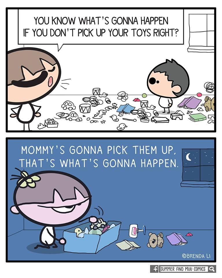 13 rajz, amin biztosan nevetni és bólogatni fogsz, ha kisgyerekes szülő vagy! - Ilyen a gyereknevelés egy grafikus anyuka szerint