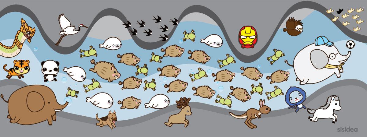 Csodálatos rajz készült a thai gyerekek mentéséről -