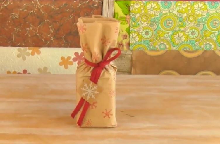 8 látványos, ám felettébb egyszerű ajándékcsomagolási ötlet