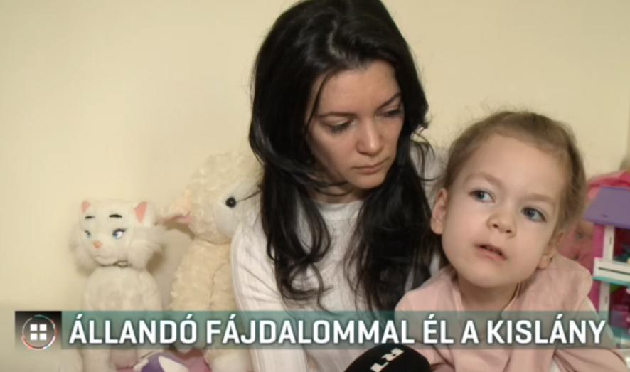 Kamuhírek terjednek a 6 éves izomsorvadásos kislány, Noémi gyógykezeléséről - Most megszólalt az alapítvány
