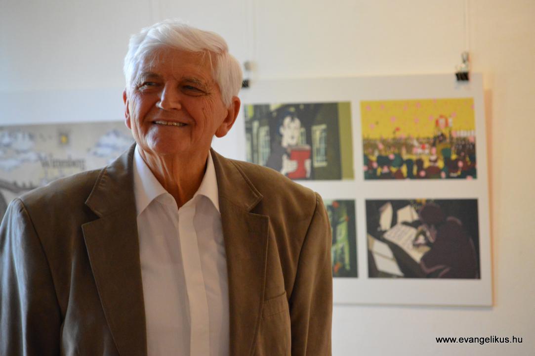 Elhunyt A kockásfülű nyúl és a Kíváncsi Fáncsi atyja! - Richly Zsolt rajzfilmrendező, grafikusművész 78 éves volt