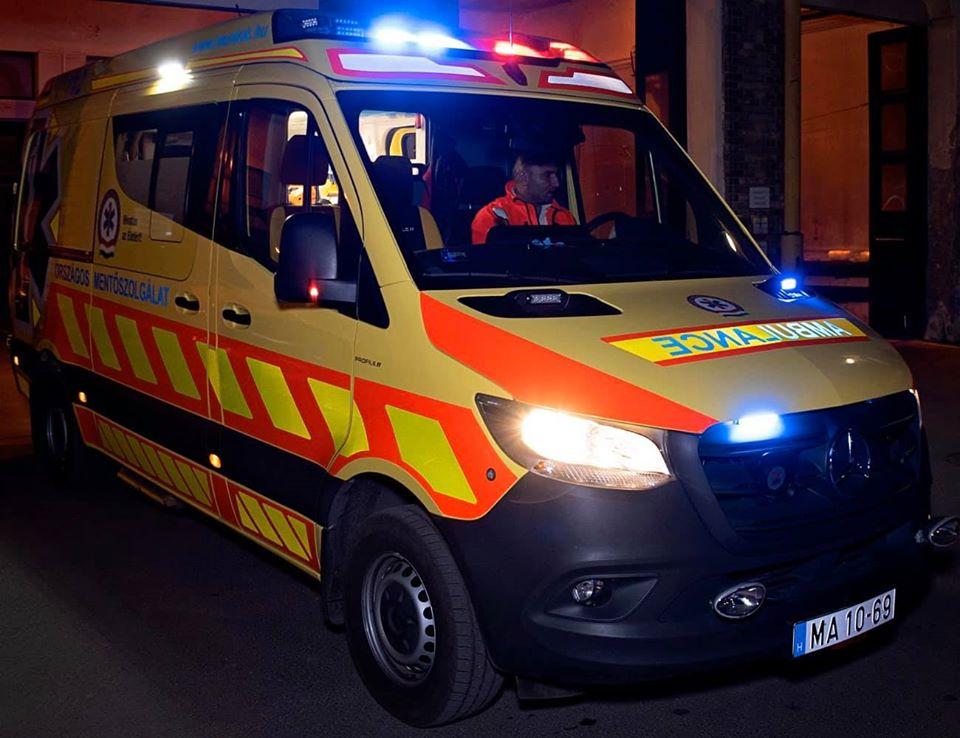 A szülésig nem tudta a nő, hogy babát vár! - Akkor derült ki, amikor hasfájás miatt hívta a zsámbéki mentőket