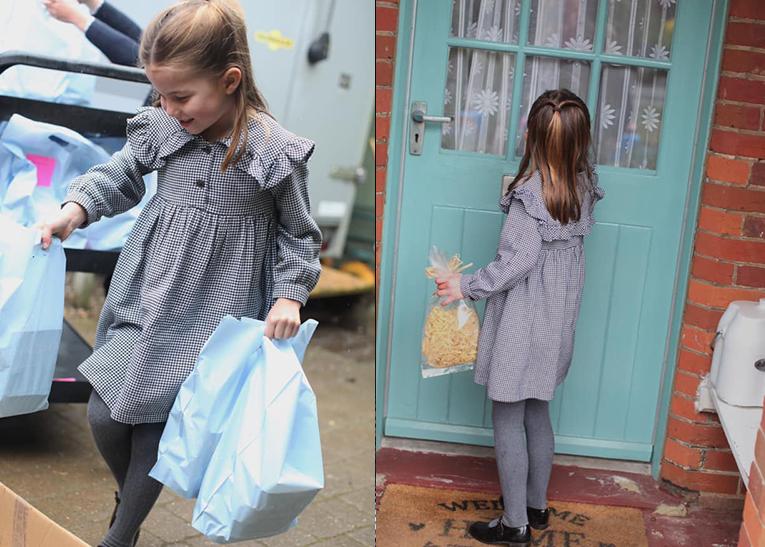5 éves lett Sarolta hercegnő! Katalin és Vilmos kislánya egyre inkább hasonlít az anyukájára - Nézd meg a fotókat!