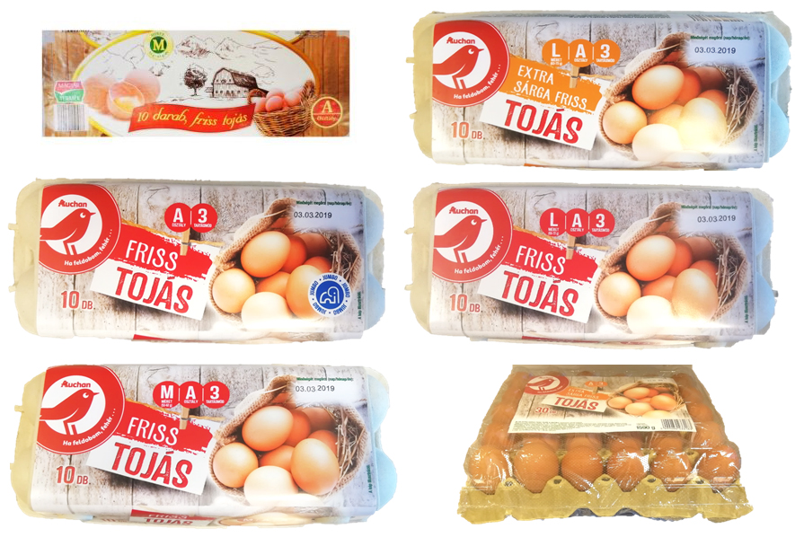Figyelem, szalmonellával fertőzött tojást találtak! - Több áruházlánc is visszahívja az érintett termékeit, mutatjuk a részleteket