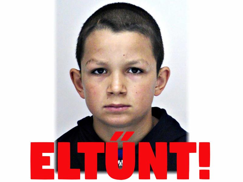 Eltűnt egy 11 éves kisfiú Cegléden! Pénteken boltba indult, azóta senki sem látta - A rendőrség a lakosság segítségét kéri