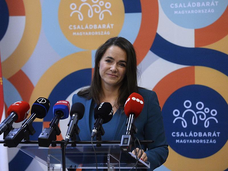 Otthonfelújítási programot indít a kormány! - Novák Katalin a mai sajtótájékoztatóján jelentette be a nagy hírt