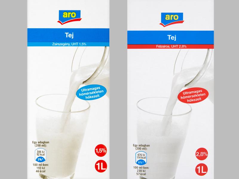 Figyelem, termékvisszahívás: Baj van ezzel a dobozos tejjel! - Ha ilyet vettél, ne idd meg, vidd inkább vissza