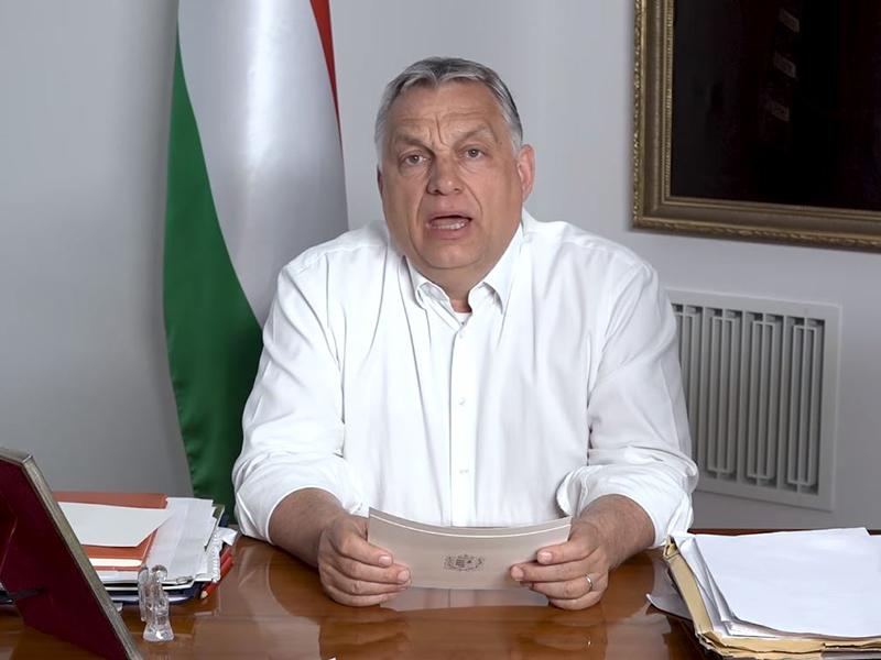 Orbán Viktor bejelentést tett: Csak az alsó tagozatok nyitnak április 19-én! - Mit mondott még a miniszterelnök?