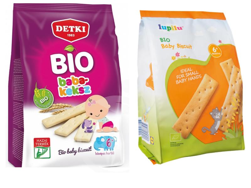 Termékvisszahívás: Műanyag darabkák lehetnek a babakekszben! - Ha ilyet vettél, ne add a gyereknek, hanem vidd vissza