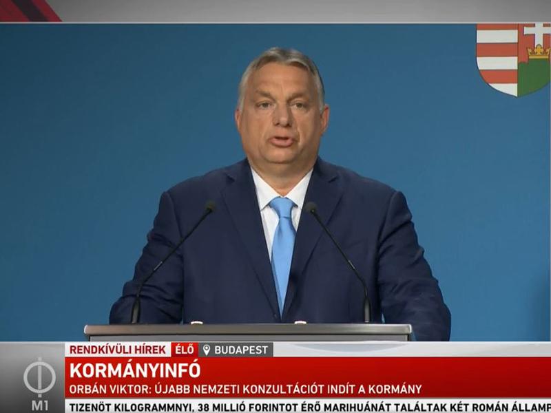 Koronavírus elleni védőoltás gyerekeknek: Már beolthatók a 12-16 évesek, közölte Orbán Viktor
