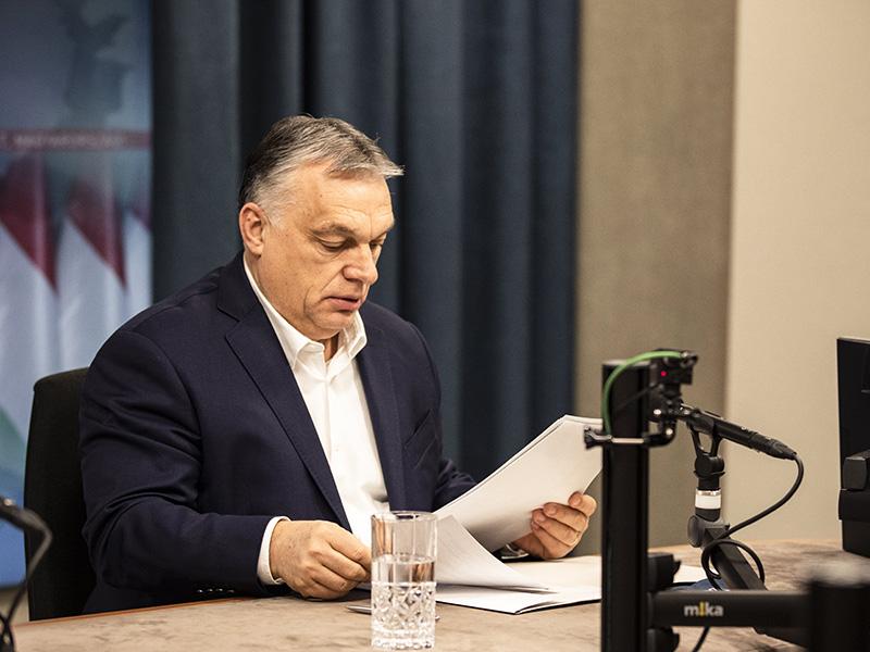 Újabb járványügyi döntésekről számolt be Orbán Viktor: Van, akinek kötelező lesz a koronavírus elleni védőoltás