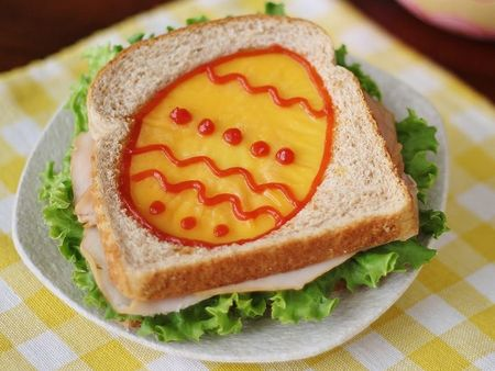 Dobjuk fel a gyerek reggelijét! - Szendvics hímes tojással