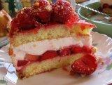 Első szülinapi torta - joghurttorta