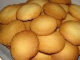 Kukoricás keksz