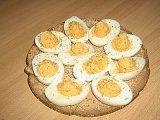 Töltött tojás