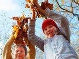 Ősszel is mozgassuk meg a gyerekeket – játékos tippek!