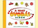 A NAGY ÓVODÁSALBUM című CD