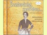 SZABADSÁG, SZERELEM... Dupla cd