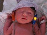 Az újszülöttek hallásvizsgálata