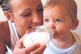 Mikortól ihat a baba tehéntejet? - A tehéntej bevezetése