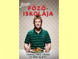 Jamie Oliver: Jamie főzőiskolája című könyv