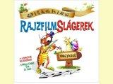 Világhírű rajzfilmslágerek magyarul CD