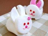 Húsvéti dekoráció: Pillecukor nyuszi