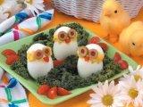 Húsvéti csibék reggelire