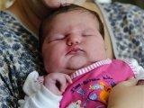 6,3 kg-os óriásbaba született Debrecenben
