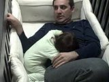 Ha apuka altatja a babát