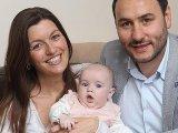 19 vetélés után egészséges babája született