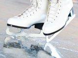 Még nem szabad a Balatonon korcsolyázni