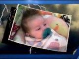 Villám csapott a terhes kismamába, a babának azóta is égnek áll a haja (fotókkal)