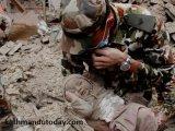 Négy hónapos kisbabát mentettek ki a romok alól  Nepálban (Fotókkal)