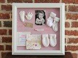 Baba 3D-emlékképek a falra, házilag - Egyedi, filléres ajándékötlet a nagyinak vagy a rokonoknak